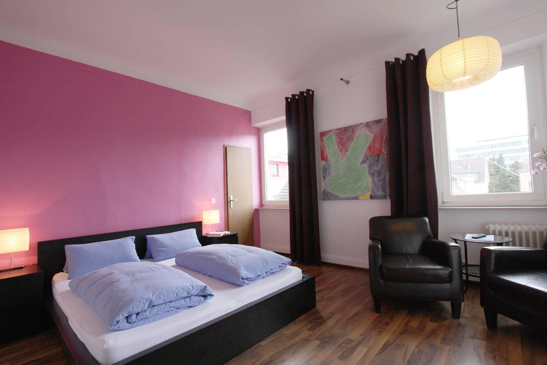 Komfort Doppelzimmer | Comfort Double Room